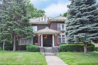 Single Family for sale in 801 CHICAGO Boulevard, Detroit, MI, 48202