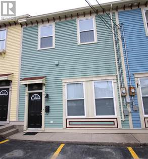Single Family for rent in 26 Flavin Street, St. John's, Newfoundland and Labrador, A1C3R9