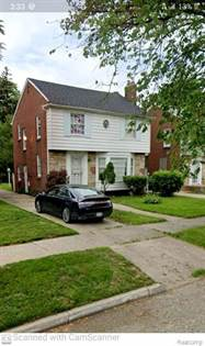 Residential Property for sale in 18073 SORRENTO Street, Detroit, MI, 48235