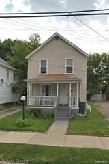 Single Family for sale in 8 FOSTER ST, Pontiac, MI, 48342