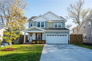 Single Family for sale in 606 16th Street, Virginia Beach, VA, 23451
