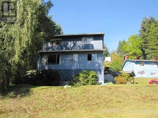Single Family for sale in 514 EAGLE CRES, Gold River, British Columbia