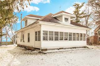 Single Family for sale in 1219 E CLARK Street, Lowpoint, IL, 61545