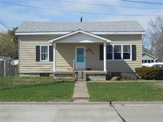 Single Family for sale in 805 East Franklin Avenue, Jerseyville, IL, 62052