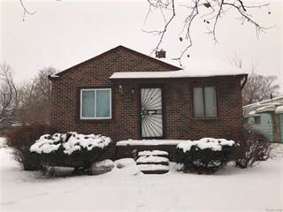 Single Family for sale in 1320 S BASSETT Street, Detroit, MI, 48217