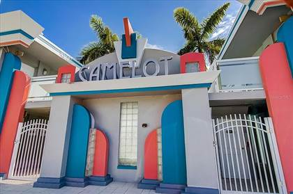 Residential Property for sale in 603 MANDALAY AVENUE 205, Clearwater, FL, 33767