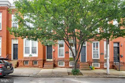 Residential Property for sale in 1530 LIGHT ST, Baltimore City, MD, 21230