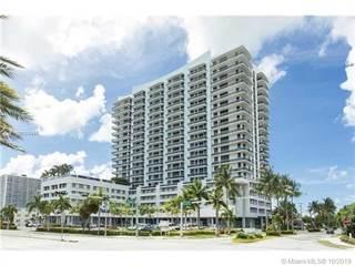 Condo for sale in 7901 Hispanola Ave 912, North Bay Village, FL, 33141