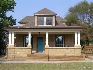 Single Family for sale in 708 North 2nd Street, Lincoln, KS, 67455