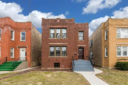 Multifamily for sale in 3651 North Bernard Street, Chicago, IL, 60618