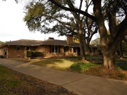 Residential Property for sale in 6633 Greenwich Lane, Dallas, TX, 75230