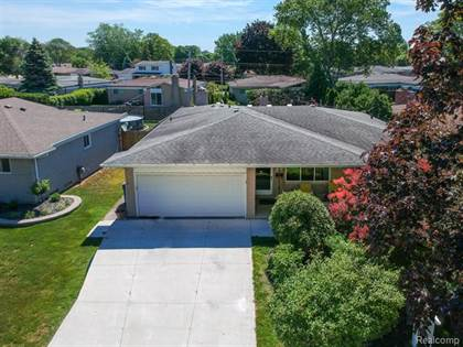 Residential Property for sale in 32540 LANCASTER Drive, Warren, MI, 48088