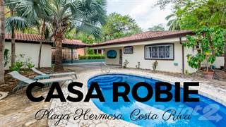 Residential Property for sale in Casa Robie, Playa Hermosa, Guanacaste