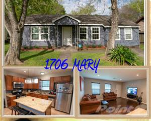 Residential for sale in 1706 MARY ST, Bay City, TX, 77414