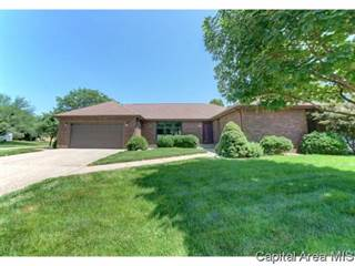 Single Family for sale in 1500  WOOD MILL DR, Springfield, IL, 62704