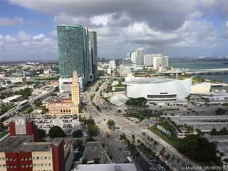 Condo for sale in 244 Biscayne Blvd 3006, Miami, FL, 33132