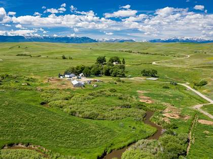 Farm And Agriculture for sale in 431 COTTONWOOD, Roberts, MT, 59070