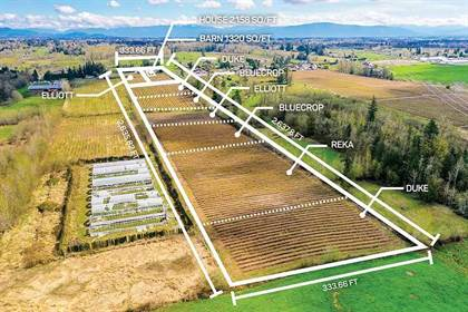 Agriculture for sale in 2921 240 STREET, Langley Township, British Columbia