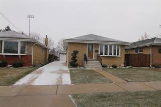 Single Family for sale in 3644 Scott Street, Franklin Park, IL, 60131
