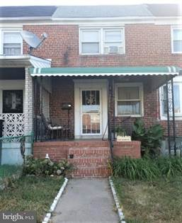 Residential Property for sale in 1407 BROENING HIGHWAY, Baltimore City, MD, 21224