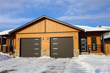 Condominium for sale in 171 Heritage Landing CRESCENT 4, Battleford, Saskatchewan, S0M 0E0
