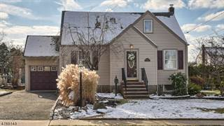Single Family for sale in 39 FOREST WAY, Clifton, NJ, 07013