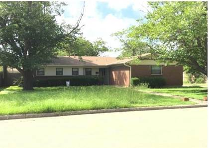Residential Property for sale in 3211 Columbia Drive, Abilene, TX, 79605