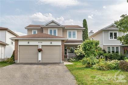 Residential Property for sale in 6126 SILVERBIRCH ST, Ottawa, Ontario, K1W 1C4