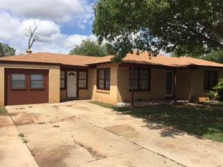Single Family for sale in 807 Crescent Drive, Sweetwater, TX, 79556