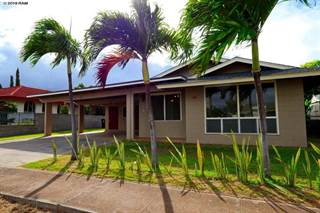 Single Family for sale in 190  Ani St, Kahului, HI, 96732