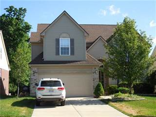 Single Family for rent in 49554 GLACIER, Northville, MI, 48168