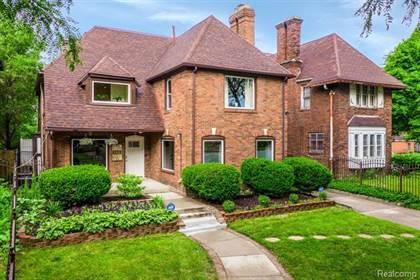 Residential Property for sale in 8941 LA SALLE Boulevard, Detroit, MI, 48206