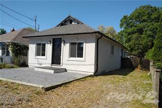 Single Family for rent in 10 GRAHAM Avenue, St. Catharines, Ontario