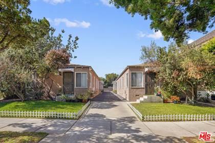 Multifamily for sale in 2420 34Th St, Santa Monica, CA, 90405