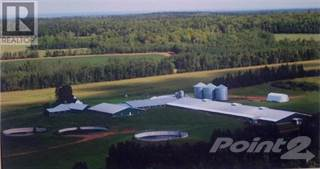 Farm And Agriculture for sale in 1423 Mount Stewart Road|RTE, Pisquid, Prince Edward Island
