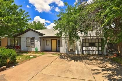 Multifamily for sale in 672 E North 15th, Abilene, TX, 79601