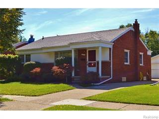 Single Family for rent in 19712 GAUKLER Street, St. Clair Shores, MI, 48080
