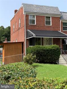 Residential Property for sale in 518 COVENTRY ROAD, Baltimore City, MD, 21229