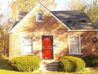 Single Family for sale in 14021 PFENT Street, Detroit, MI, 48205