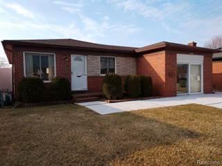Single Family for sale in 14595 MICHIGAN Boulevard, Allen Park, MI, 48101
