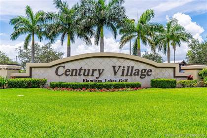Residential Property for sale in 650 SW 124th Ter 204P, Pembroke Pines, FL, 33027