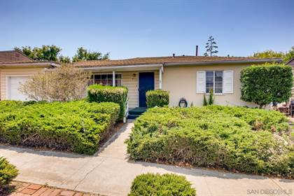 Residential Property for sale in 4732 Adelphi Pl, San Diego, CA, 92115