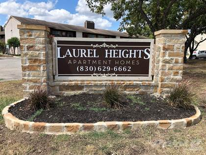 Apartment for rent in Laurel Heights Apartments, New Braunfels, TX, 78130