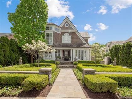 Residential Property for sale in 495 VINEWOOD AVE, Birmingham, MI, 48009
