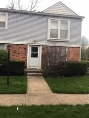 Townhouse for sale in 4091 Quincy Court 4091, Streamwood, IL, 60107