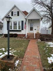 Single Family for sale in 104 W BUTLER Street, Wyoming, IL, 61491