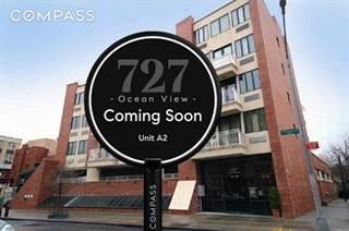 Condo for sale in 727 Ocean View Avenue A2, Brooklyn, NY, 11235
