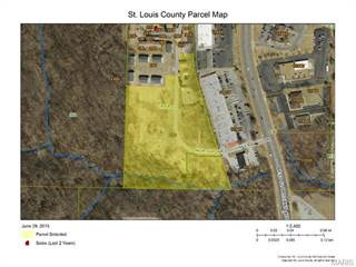 Comm/Ind for sale in 124 Northport Hills Drive, Florissant, MO, 63033