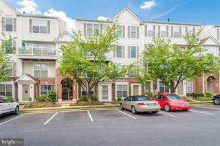Townhouse for sale in 46986 COURTYARD SQUARE, Sterling, VA, 20164