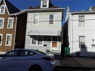 Single Family for rent in 135 East Garrison Street, Bethlehem, PA, 18018